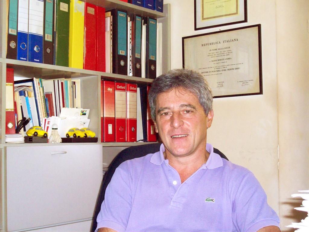Ing. Andrea Madini Moretti